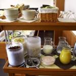 Raňajky bufet