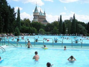 Swimming Pools Čajka Bojnice