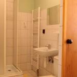 Ubytovanie v Bojniciach, kúpeľňa