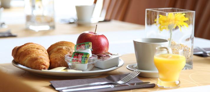 Penzión Bojnice - raňajky