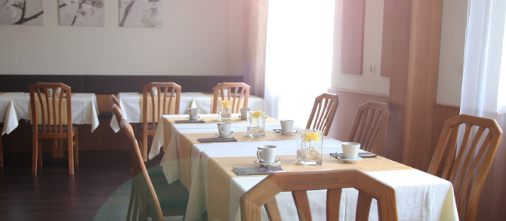Penzión Bojnice - jedáleň