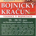 Vianoce v Bojniciach